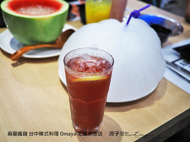 麻藥瘋雞 台中韓式料理 Omaya 北區崇德店 18