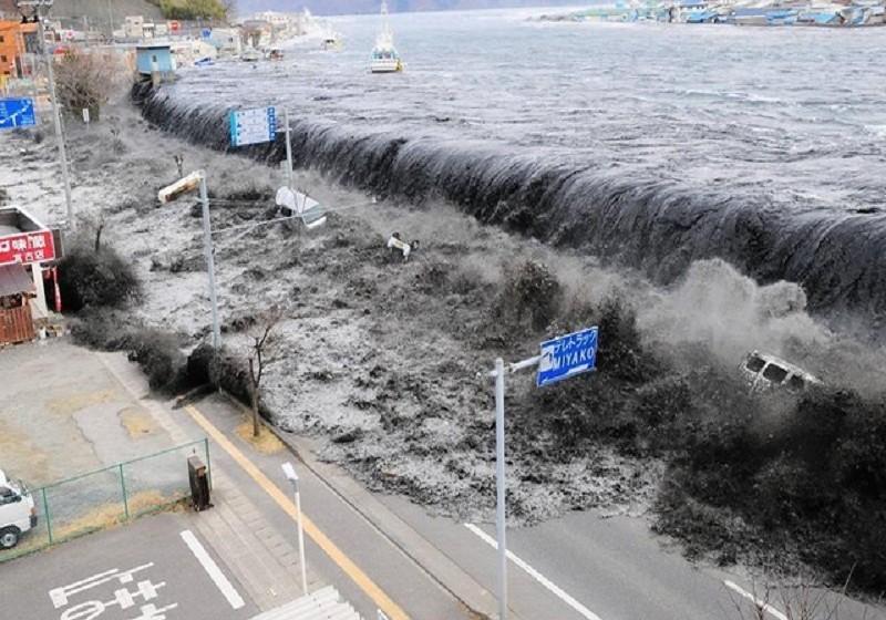 Actueel: Opnieuw tsunami dreiging Fukushima