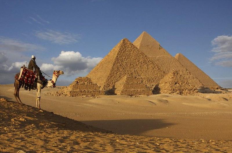 Terra das 1001 noites no Fantástico Reino dos Faraós