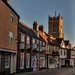 Tombland Norwich by B.F.K. Photography