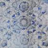 Convex structures #alhambra #granada #palaciosnazaries #geometria #geometries #mosaico #mosaic #dibujo #drawing #arquitectura #architecture #palace #palacio #yeso #plaster #blanco #white #azul #blue