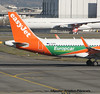 "EasyJet Airlines. LIVERY ""EUROPCAR""."