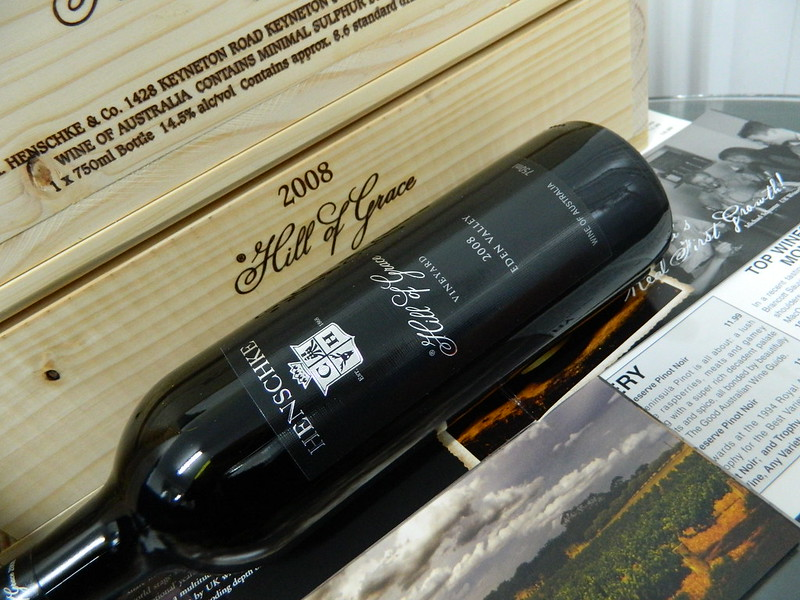 Henschke 'Hill Of Grace' Shiraz 2008 (Eden Valley)