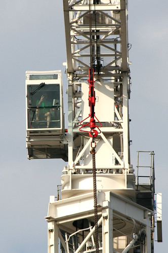 Friendly Crane Operator