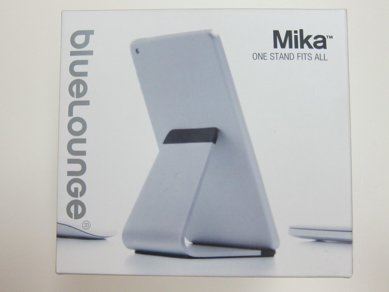 Bluelounge Mika - Box Front