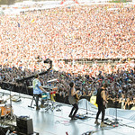 Local Natives photographed by Chad Kamenshine