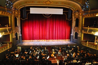 The Opera at the National Theater