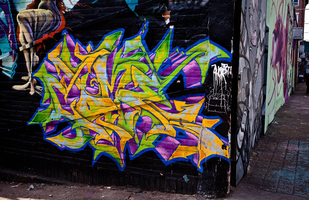 5 POINTZ | Graffiti Mecca | Long Island City, NY