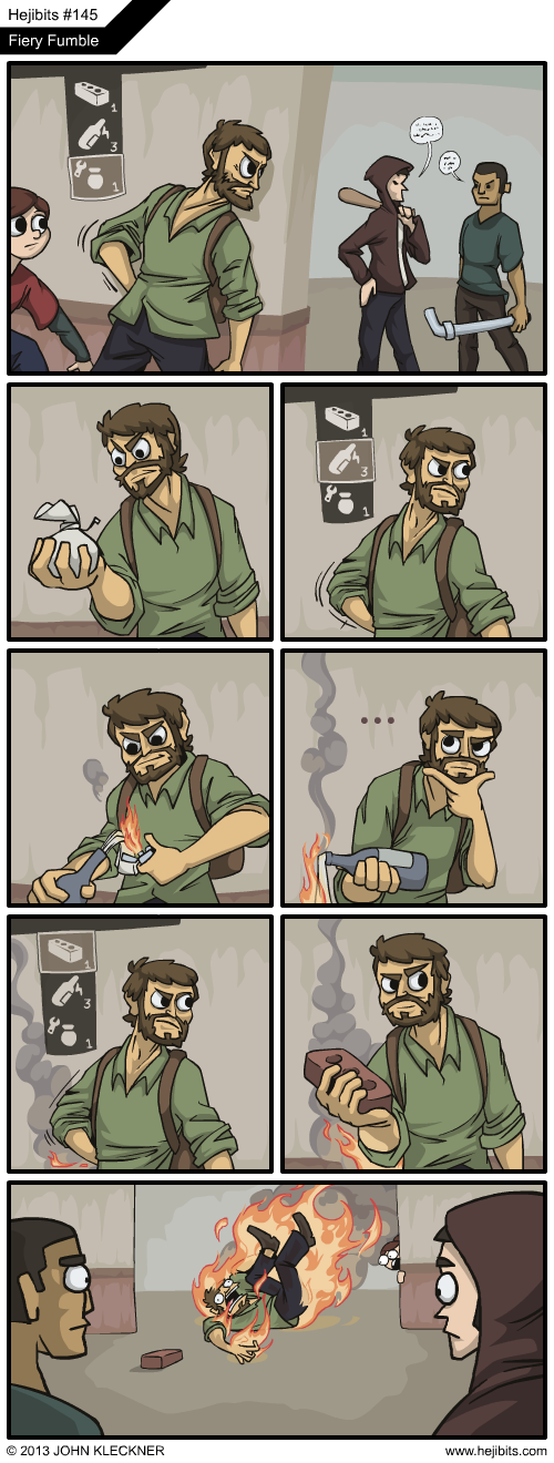 Viñeta The Last of Us