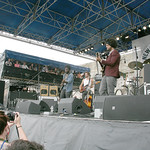 Michael Kiwanuka at Newport 2013