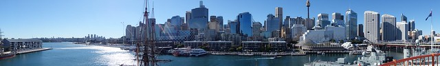 Darling harbour sights