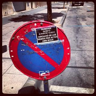 Són reglamentaris aquests senyals?