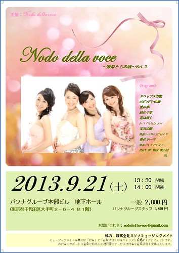 Node della voce 2013/09/21