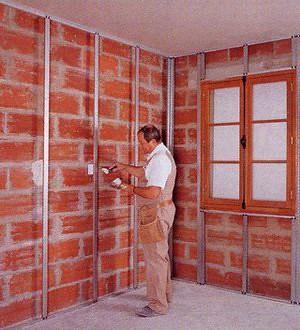 Aislamiento termico paredes interiores reparaci n del - Aislantes termicos para paredes interiores ...
