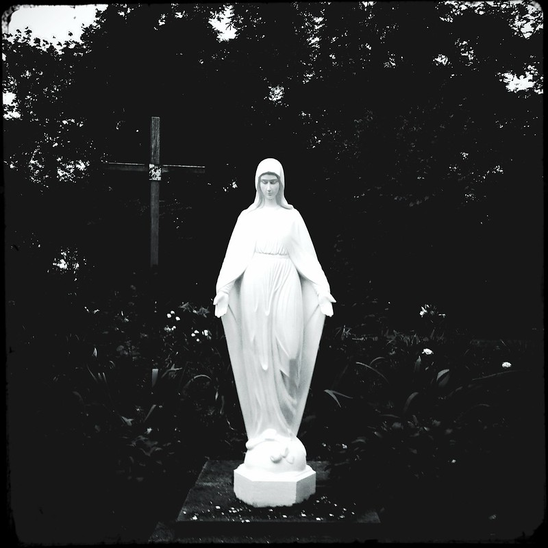«Дева Мария» (Holy Virgin Mary) ver.1