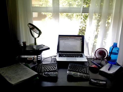 Deadline Desk.