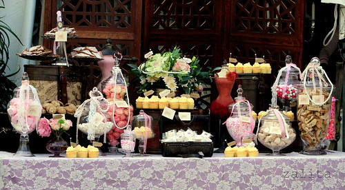 wedding candy table by {zalita}