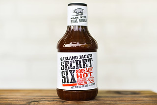 Sauced: Garland Jack's Secret Six Squealin' Hot Barbecue Sauce & Giveaway