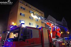 Kellerbrand Mainz-Kastel 01.09.13