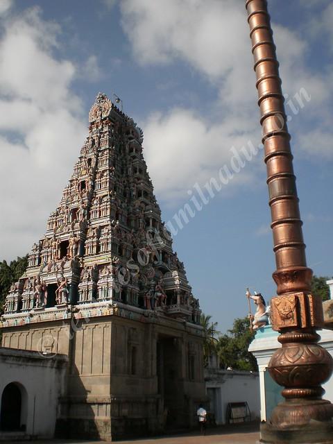 Sundareswarar Temple, Kovur
