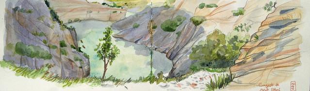 Congost de Mont Rebei (Esp, Catalunya)