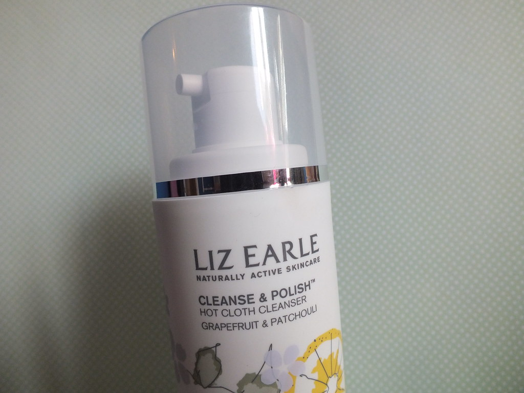 Liz Earle Grapefruit and Patchouli Cleanse & Polish