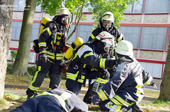 Katastrophenschutzübung Hainerberg 28.09.13