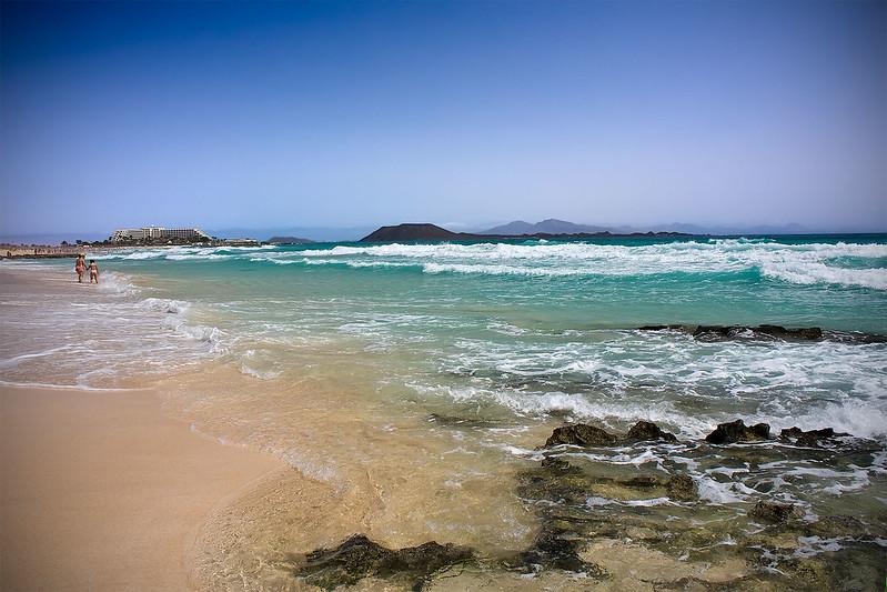 - Grandes Playas, Corralejo - Fuerteventura