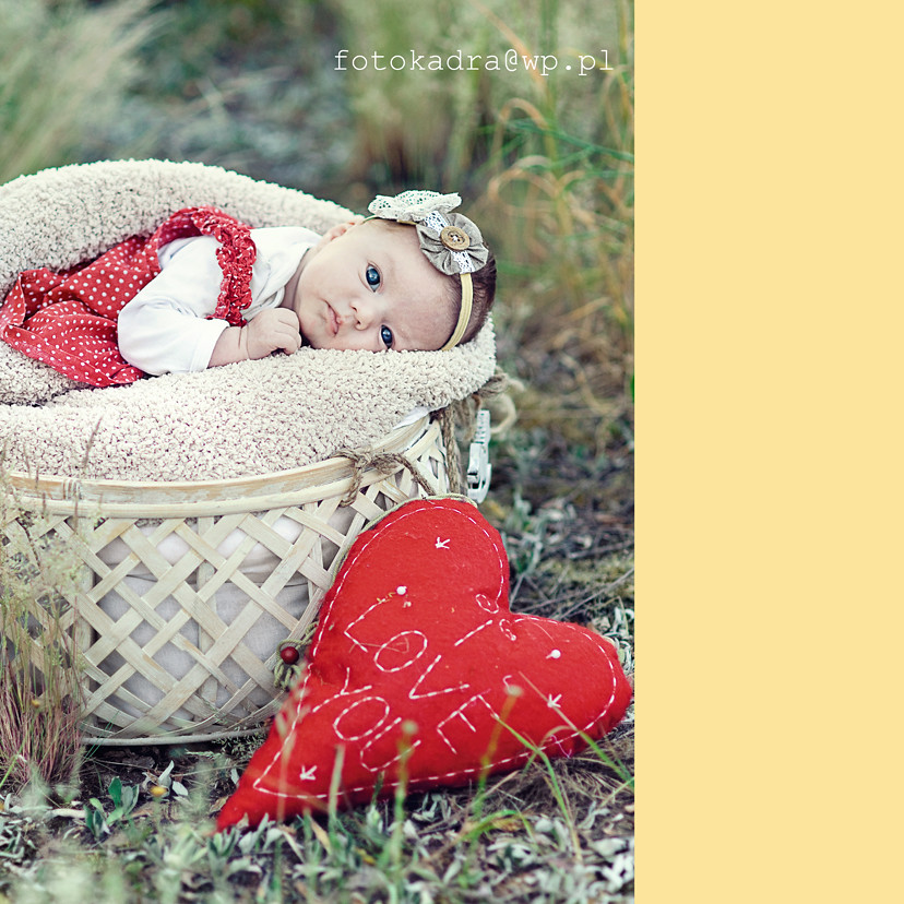 zdjęcia niemowlaków Grudziądz LARka