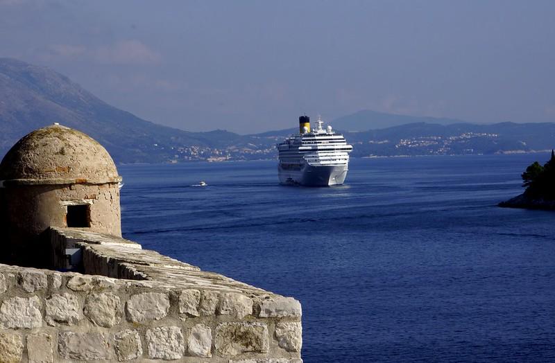 Costa,愛琴海郵輪一】郵輪之旅非夢事,搭乘Costa Fascinosa航向夢幻愛琴海;第一站,世界上最浪漫的水都,威尼斯(Venezia)。