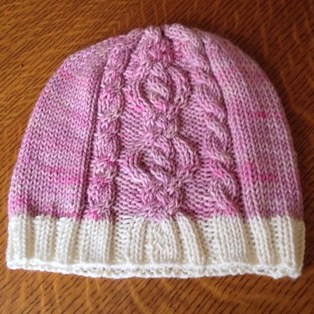 Finished Aberdeen ave hat! #TFAUrbanCollectionKAL