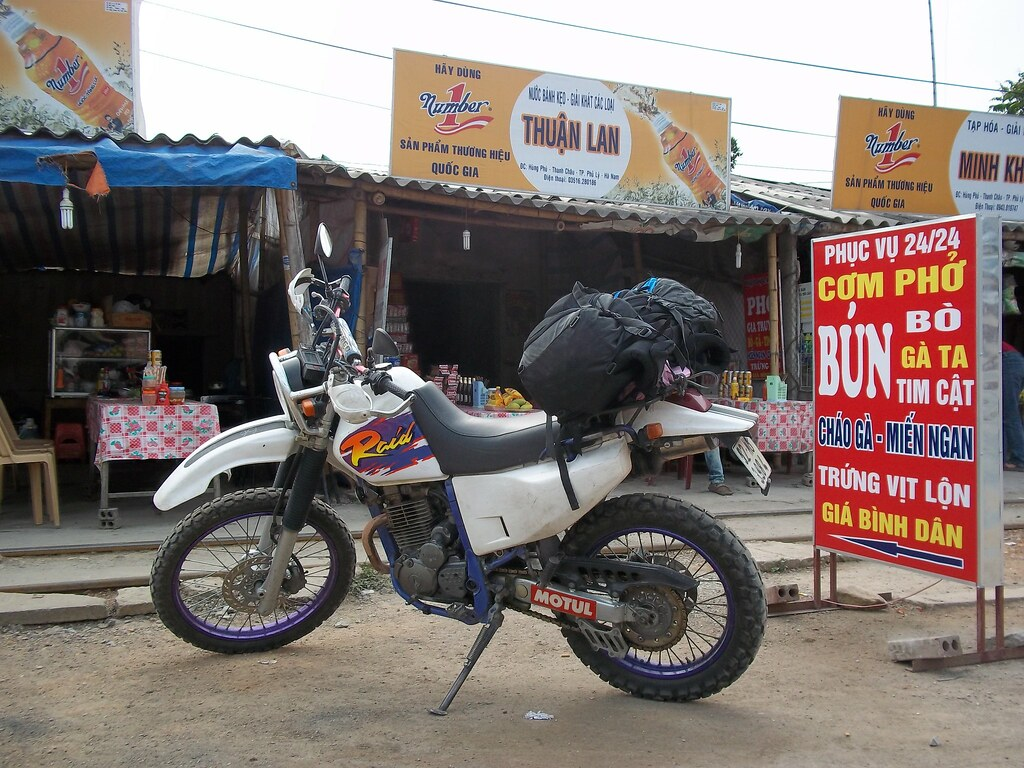 Lunch stop near Ninh Binh, Vietnam