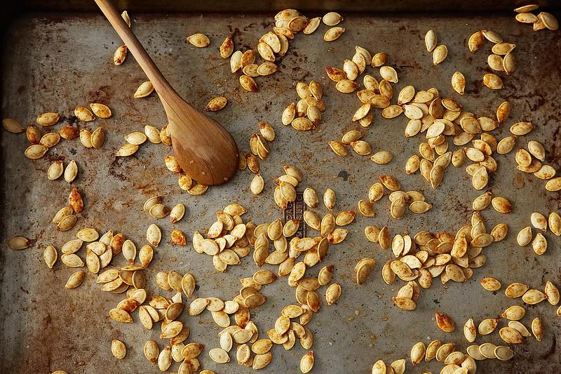 Roasted Pumpkin Seeds on Food52