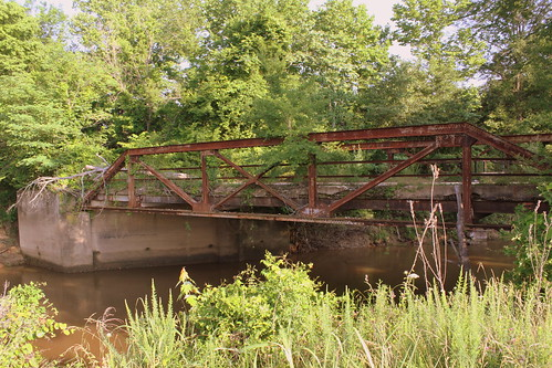Big Sandy River Bridge - near Bruceton, TN