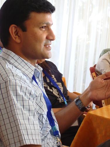 CGIAR CapDev Workshop: Dileepkumar Guntuku (ICRISAT)