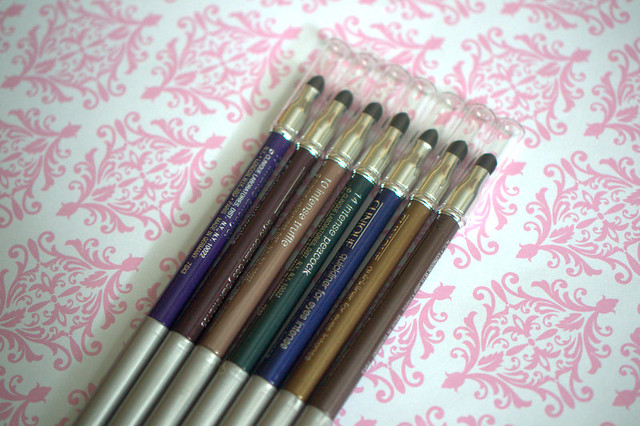 Clinique Quickliner for Eyes Intense liners
