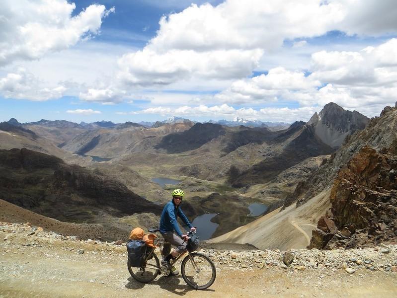 On 4990m Punta Pumacocha