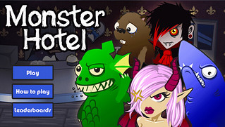 Monster Hotel on PS Mobile