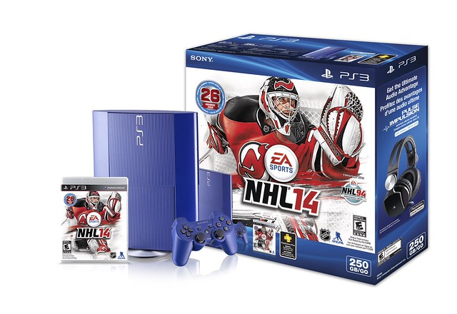Canada PS3 NHL 14 Bundle