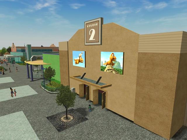 Miramar Studios Park - Ralph 4-D