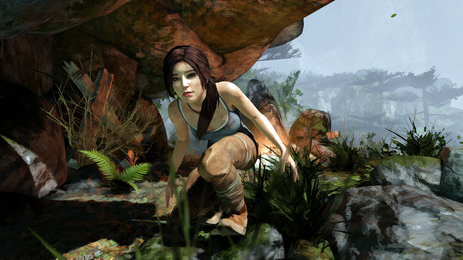TOMB RAIDER 2013 | Simplified