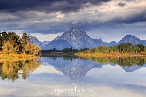 Reflecting by Megan Lorenz