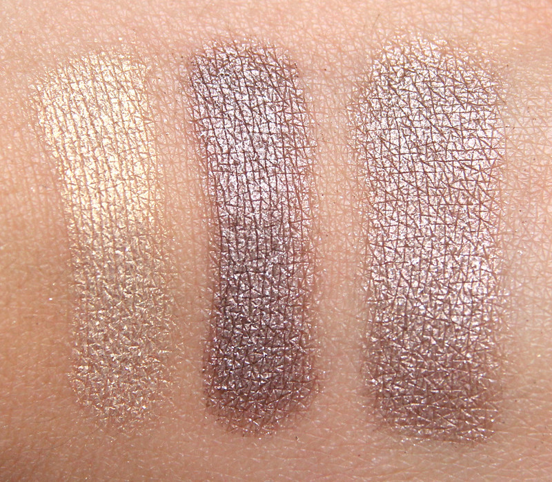 MAC until dawn mineralize eyeshadow swatch