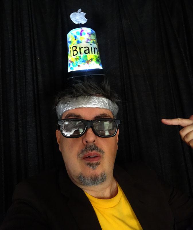 iBrain Selfie