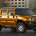 2006 HUMMER H2 SUT Limited Edition Fusion Orange