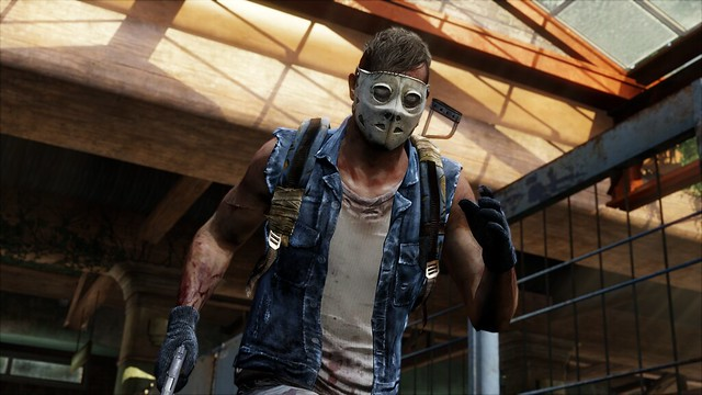The Last of Us Multiplayer: Derby Mask