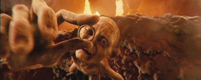 Gollum-Ring