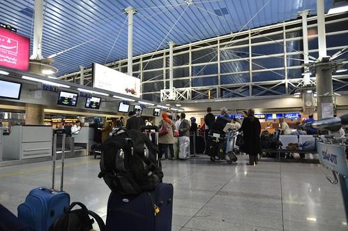 Aeropuerto de Irán