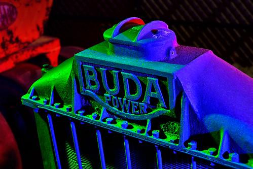 buda power. mojave desert, ca. 2013.
