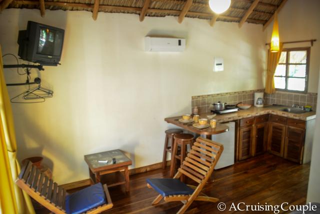 Sol y Luna Lodge Kitchen